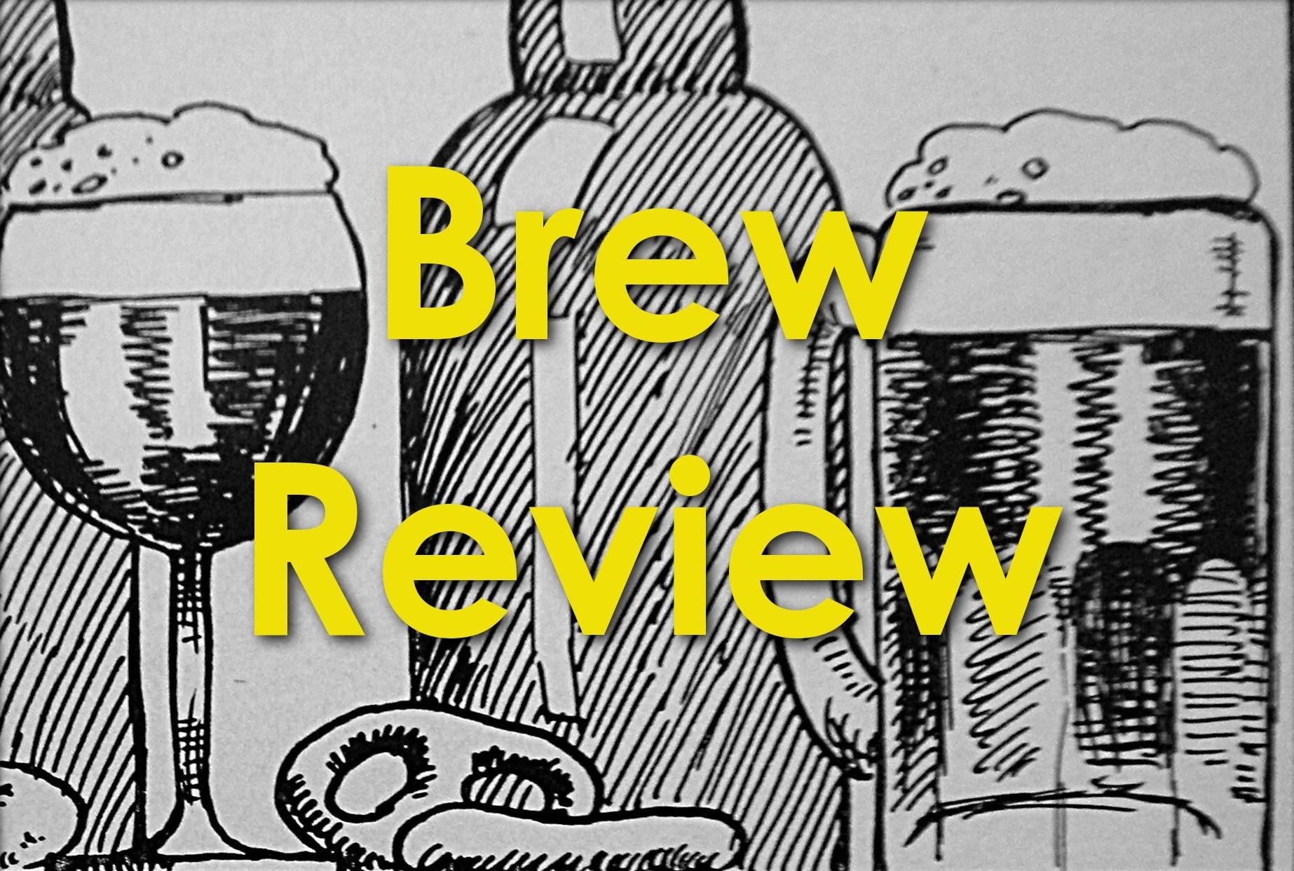 Brew Review Logo