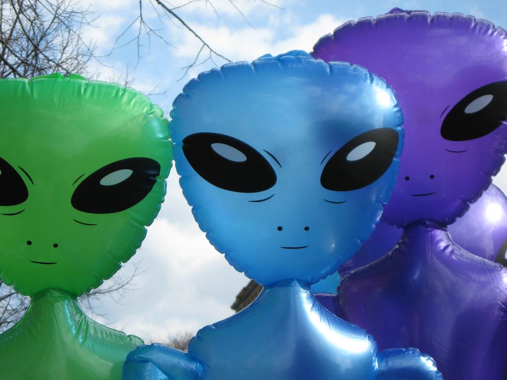 aliens | BANG.