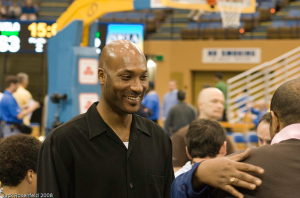 Ed O'Bannon, a power forward on the 1995 National Champion UCLA Bruins, devoted his post-playing career lobbying for student-athlete compensation. He was named the lead plaintiff of the case in 2009.
