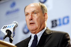 "Big Ten Commissioner Jim Delany turned heads last month when he told media members that his entire conference would move to Division-III if a ""pay-for-play model"" was instituted."