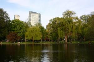 Boston Public Garden Courtesy of Christie Merino / Gavel Media