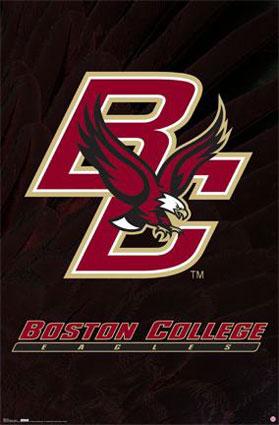 FP3741~Boston-College-Logo-Posters