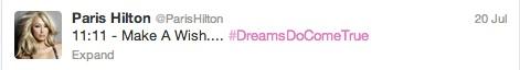 1111 #dreamsdocometrue