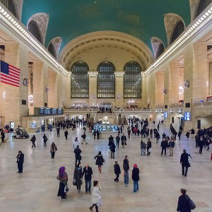 Grand Central, the most beautiful subway station of them all