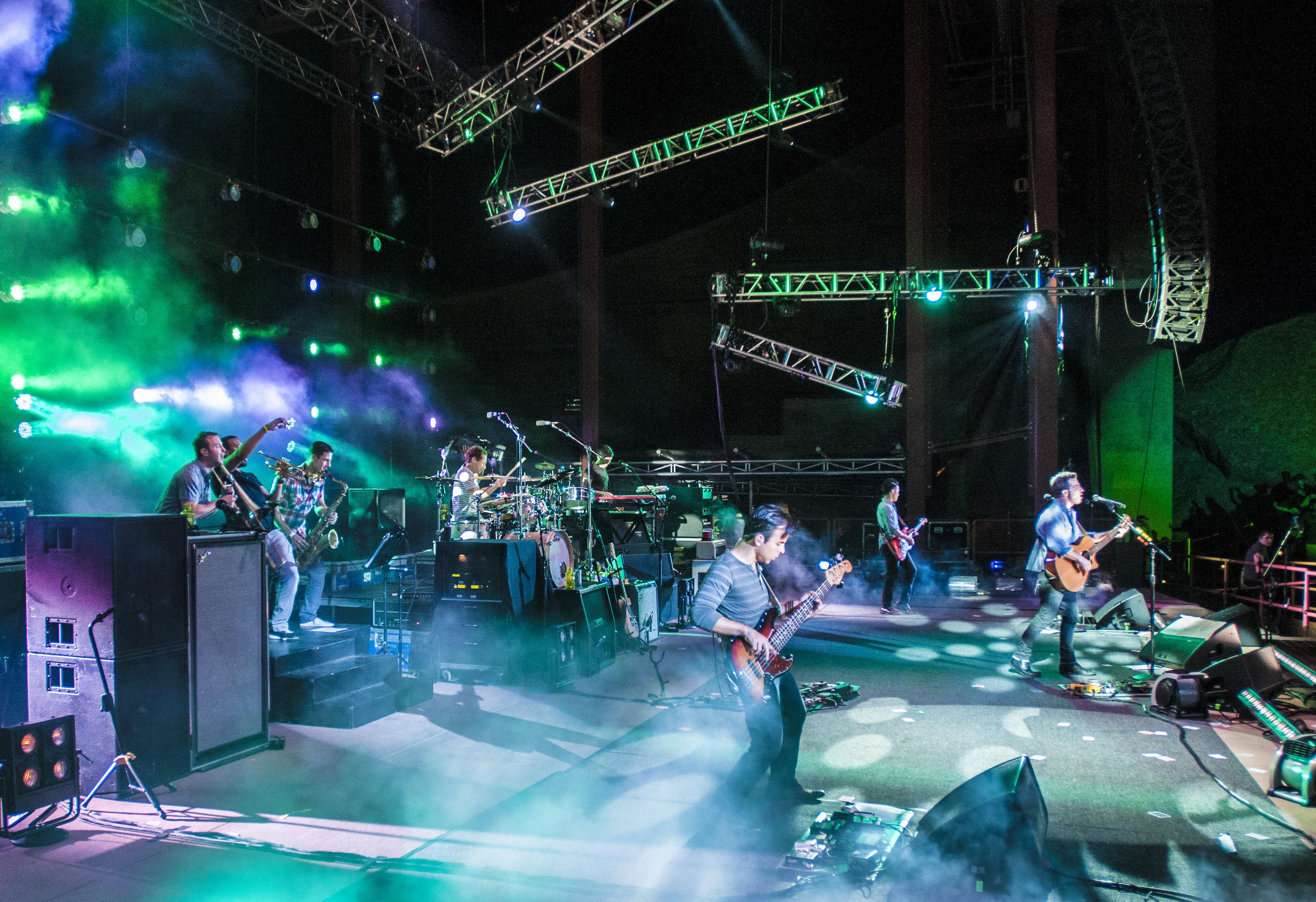 OAR Live at Red Rocks