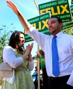 Councilman Felix Arroyo. Image via Getty Images.