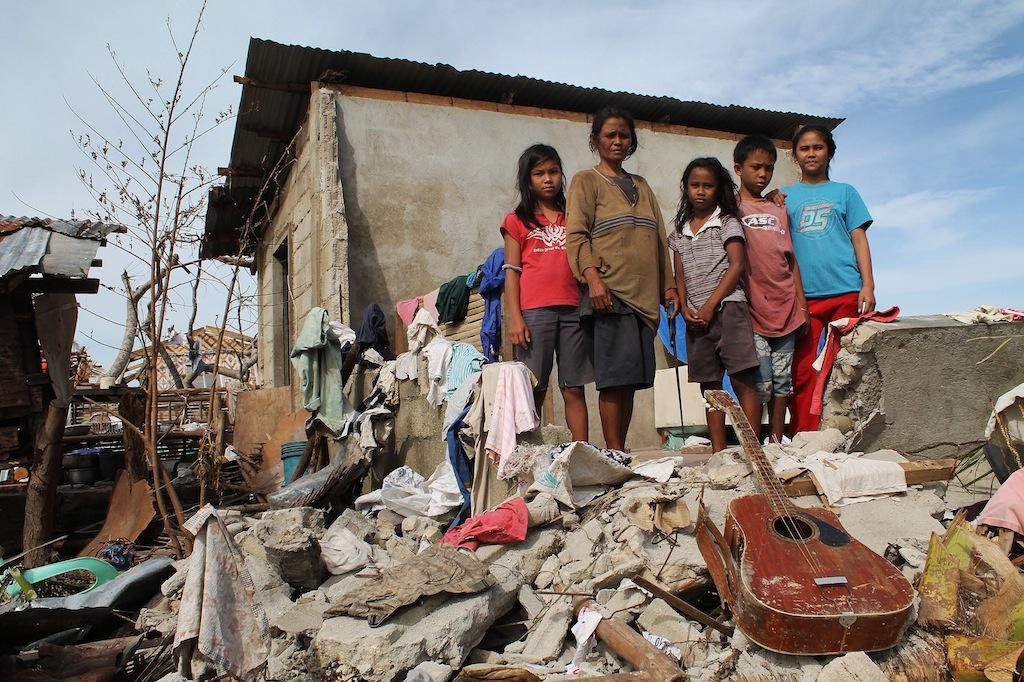 Typhoon Haiyan: Genesis Photos