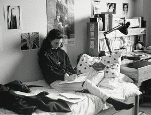 Studying in Edmonds. Image via Burns Library, Boston College/Flickr.