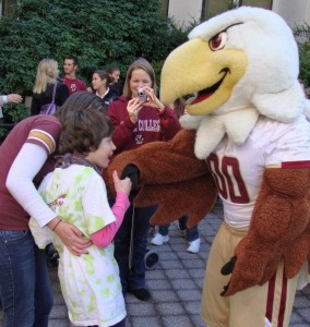 Photo courtesy of Boston College Campus School/Facebook.