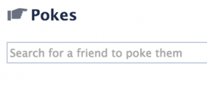 """Guys deserve more than a """"poke"""" to know that you're interested"""