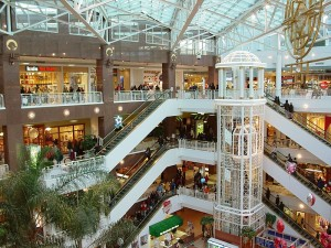 Well, no need for malls anymore. Photo courtesy of Ben Schumin/Wikimedia Commons.