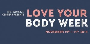 Photo courtesy of Love Your Body Week / Facebook
