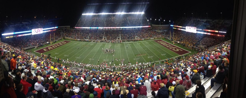 Photo courtesy of Boston College Football / Facebook.
