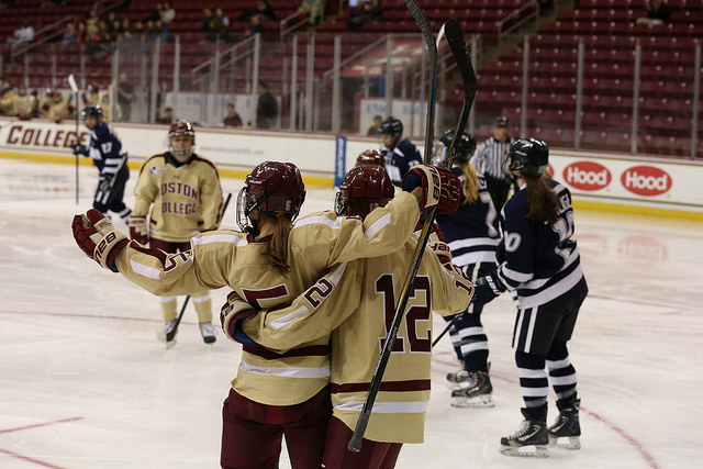 Photo Courtesy of Boston College Athletic Communications/ Flickr.