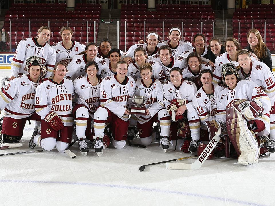 Photo Courtesy of Boston College Athletics/ Facebook.