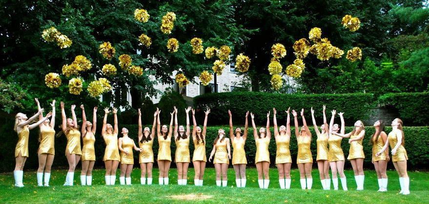 Photo courtesy of Boston College Golden Eagles Dance Team / Facebook