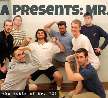 Photo courtesy of Facebook / RHA Presents: Mr. BC 2015