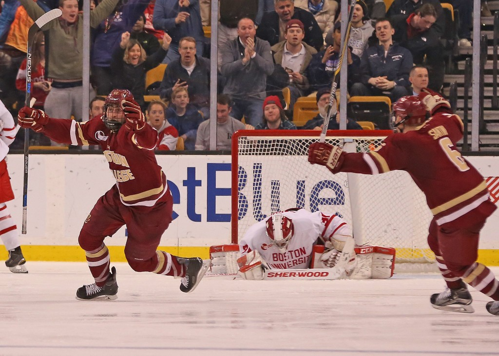 Photo Courtesy of Boston College Athletics / Facebook