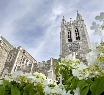 Photo courtesy of Boston College / Facebook