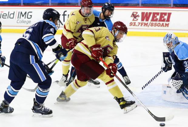 bc hockeyplaying Maine hockey